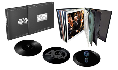 Star Wars 40th LP Soundtrack