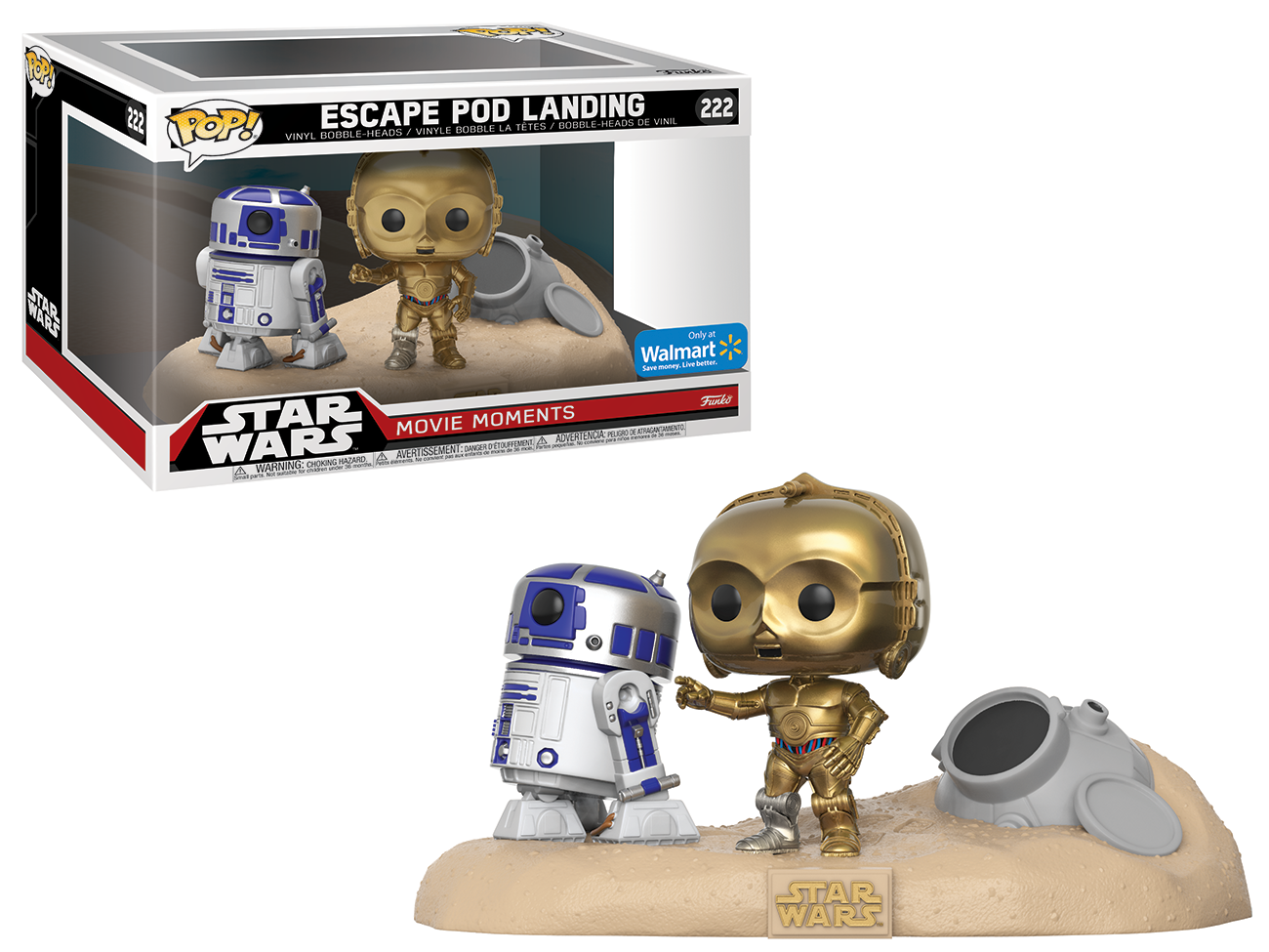 Funko Star Wars Movie Moments