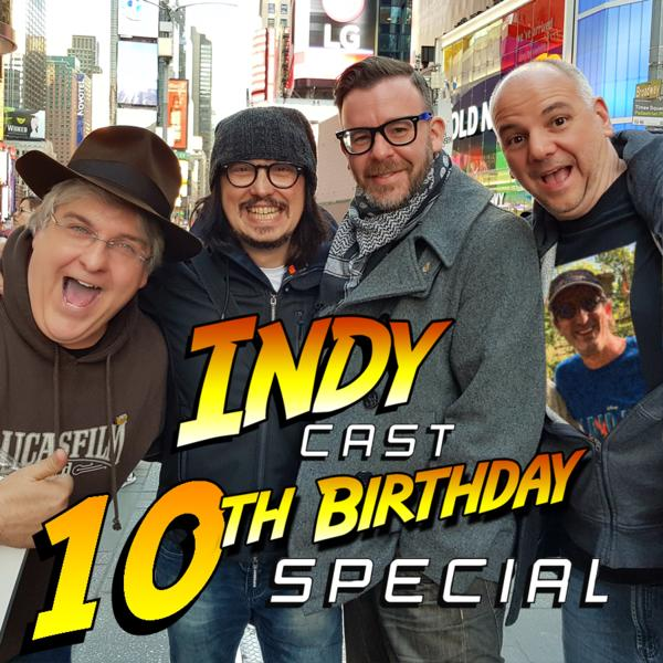 The IndyCast 10th Anniversary Show