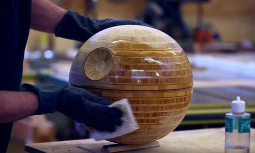 Bamboo Death Star