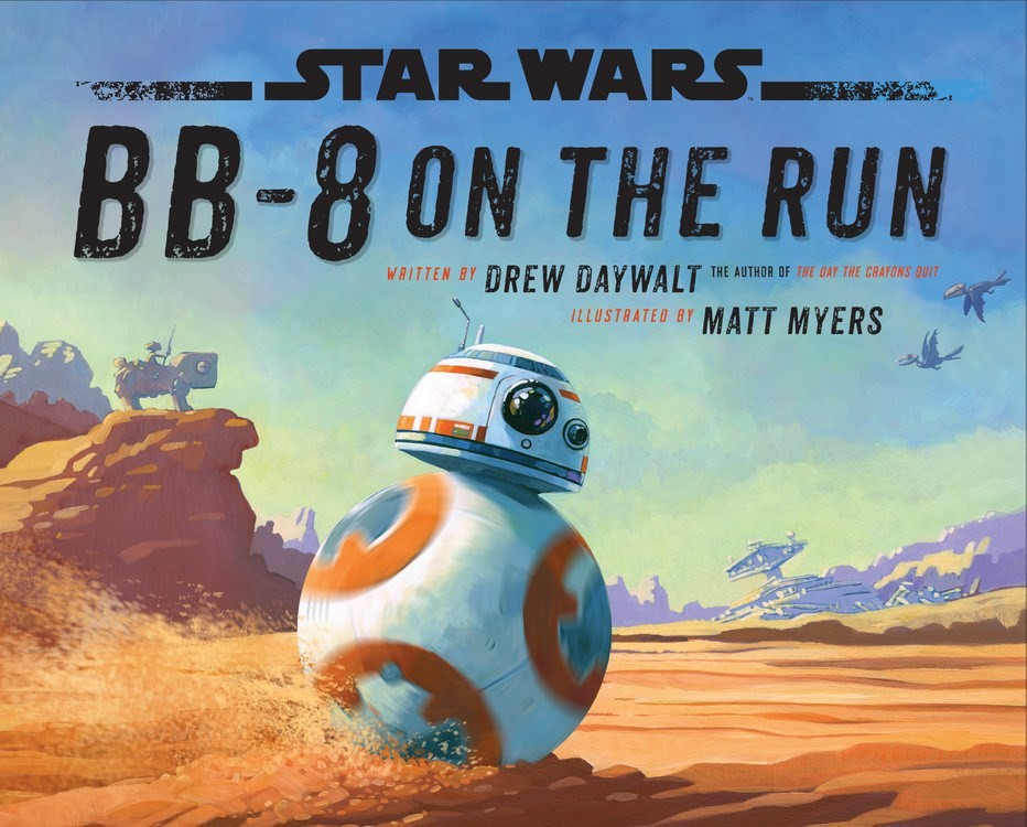 BB8 On The Run