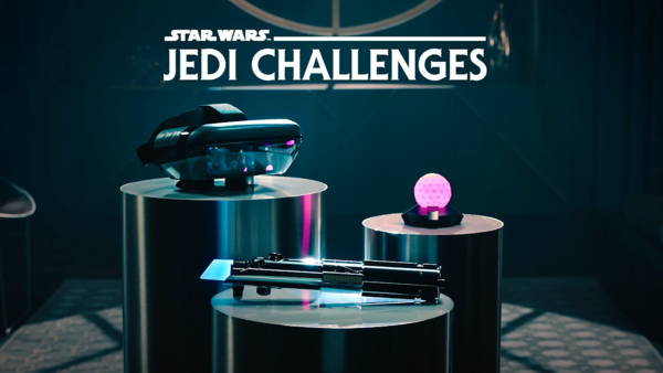 Lenovo's Jedi Challenges Augmented Reality