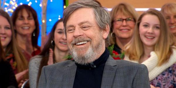 Mark Hamill - GMA
