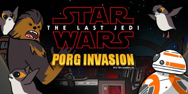 Porg Invasion