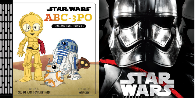 ABC-3PO and Phasma Covers