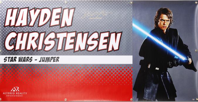 Hayden Christensen Autographs