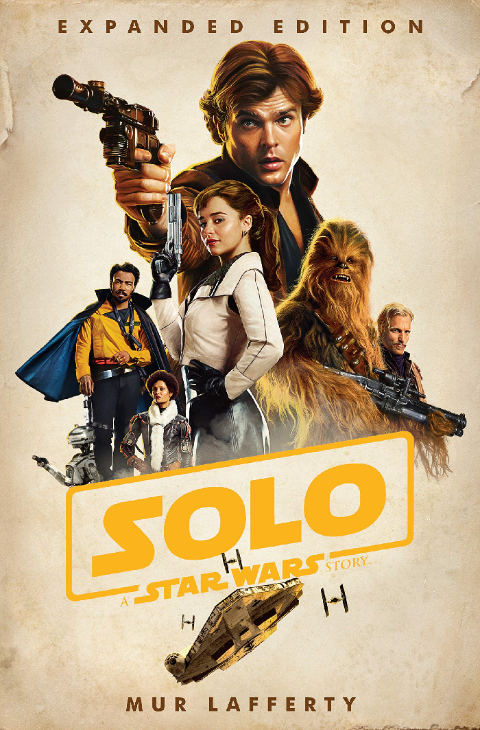 B&N Solo Cover