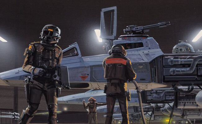 Original Star Wars Concept Art