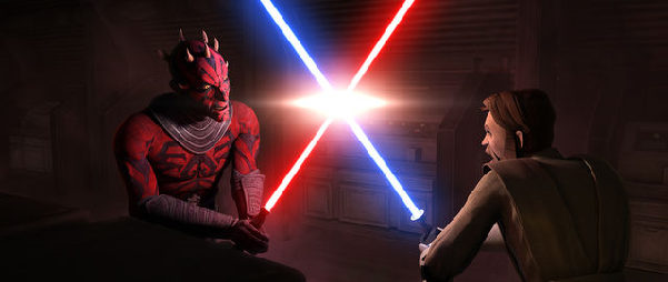 The Legacy of Obi-Wan and Darth Maul