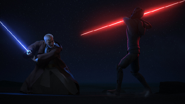 TheForce.net: The Legacy of Obi-Wan and Darth Maul Chapter V: Brothers in the Force