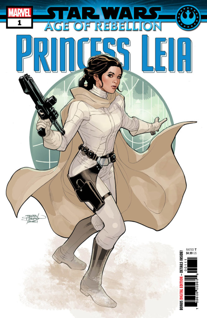Age of Rebellion Leia Cover