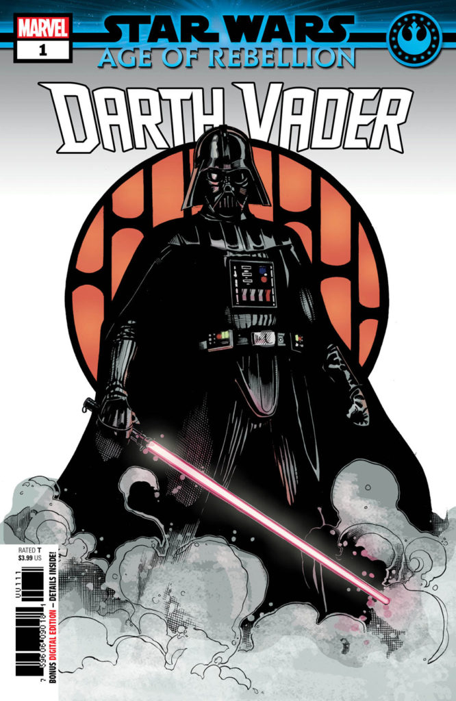 Age of Rebellion Vader Cover