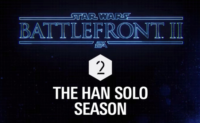 Battlefront II The Han Solo Season