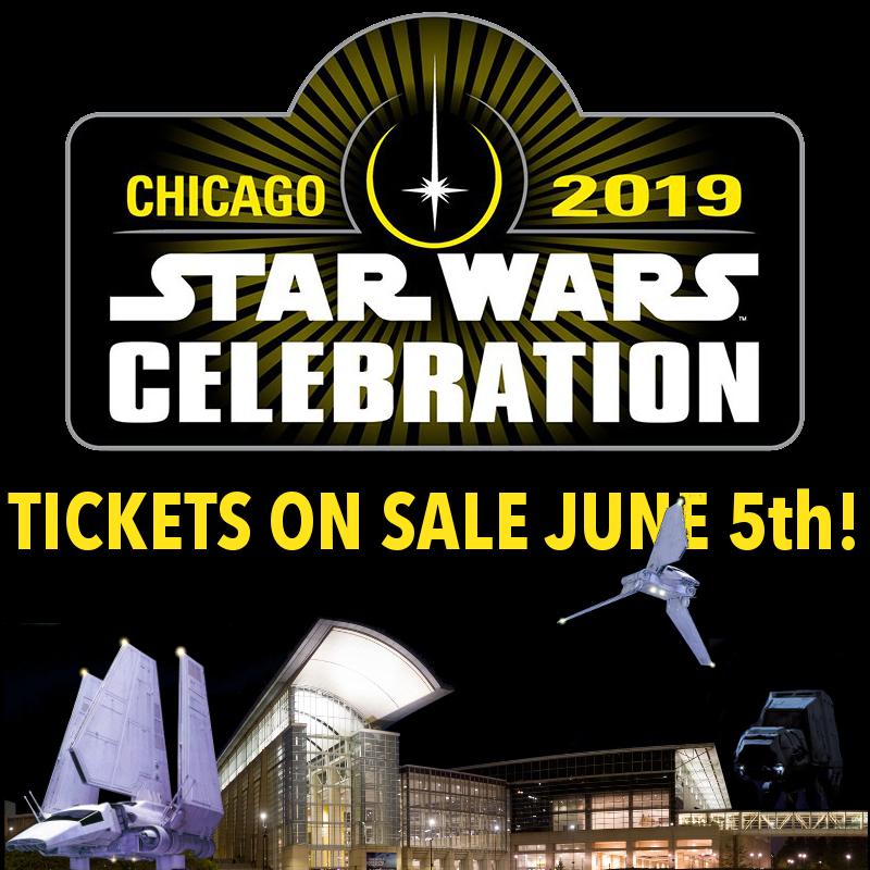 Afbeeldingsresultaat voor star wars celebration chicago