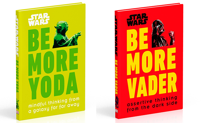 Be More Yoda & Be More Vader