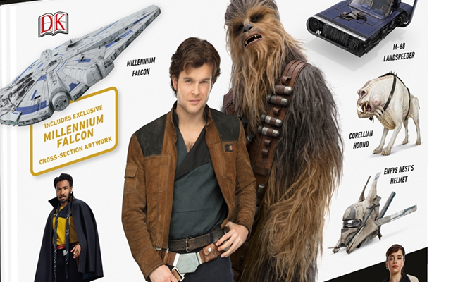 Solo: A Star Wars Story - The Official Guide