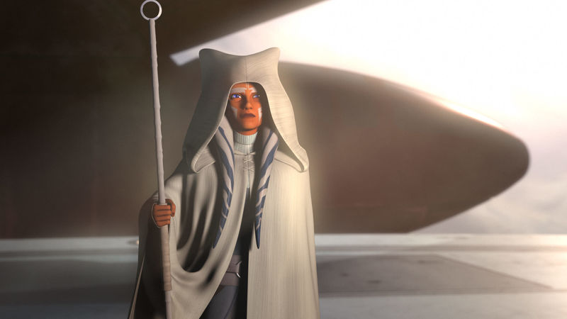 Epilogue Ahsoka