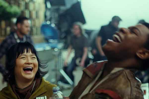 The Last Jedi: Blooper Reel