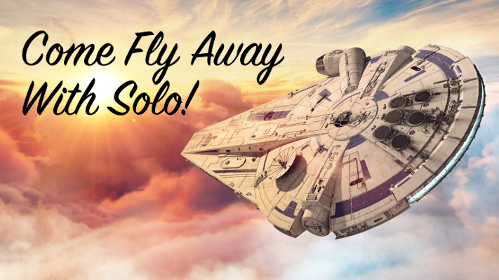 Fly Away With Solo