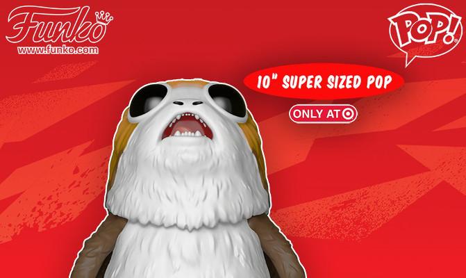 Ten-Inch Porg Pop