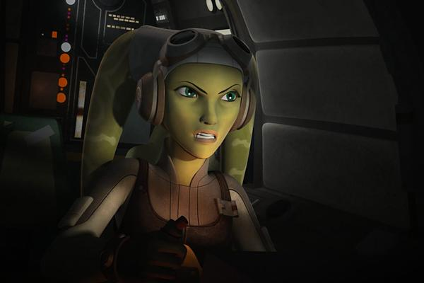 Star Wars Rebels - Hera