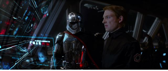 Hux and Phasma
