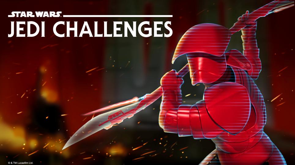 Lenovo- Jedi Challenges