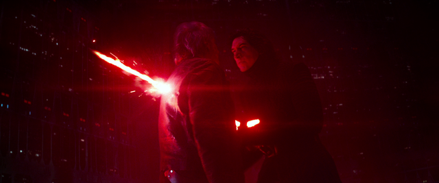 Klyo Ren Han Solo