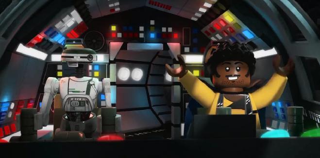 LEGO Star Wars All-Stars