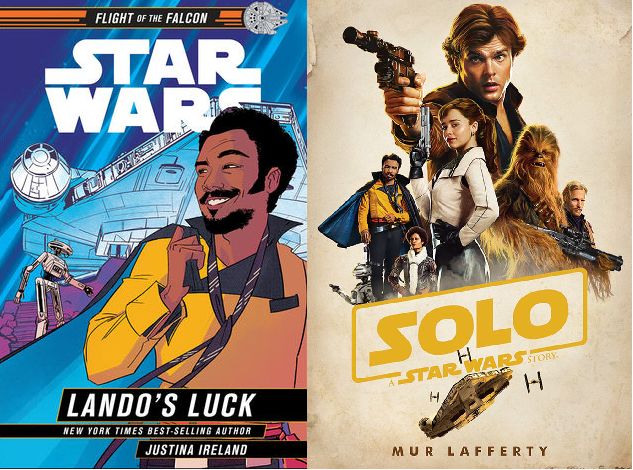 Lando's Luck and Solo Covers