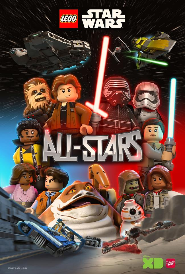 LEGO Star Wars All-Stars