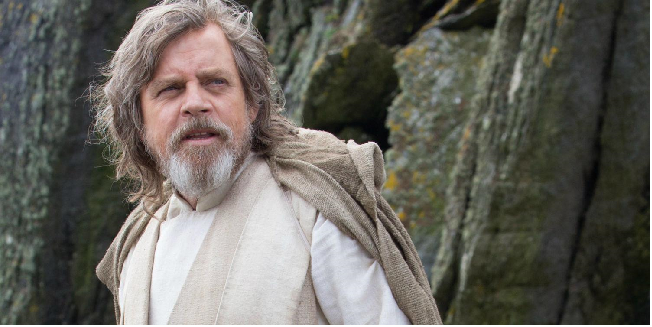 Luke Skywalker TLJ