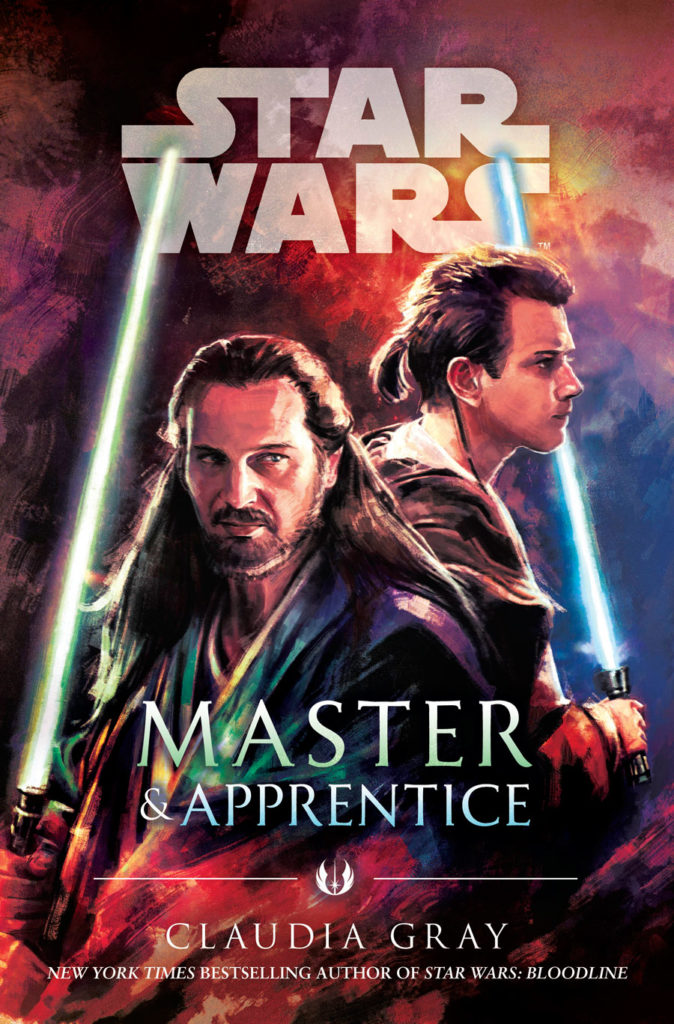 Master and Apprentice Cover