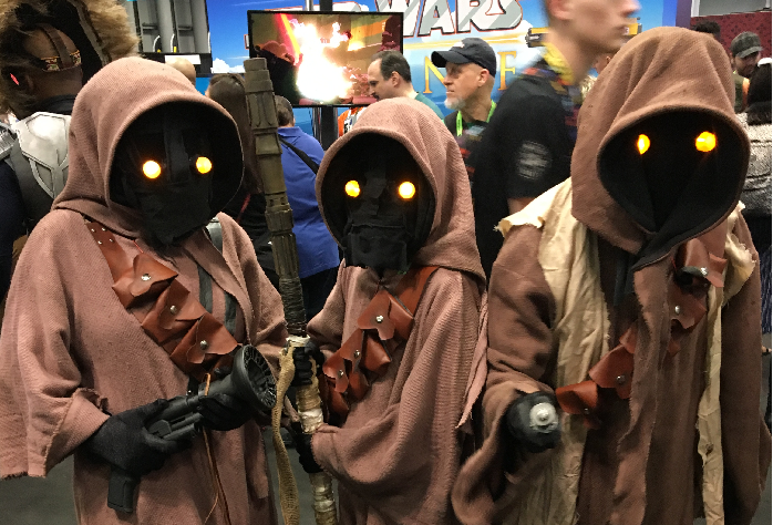 NYCC Cosplay