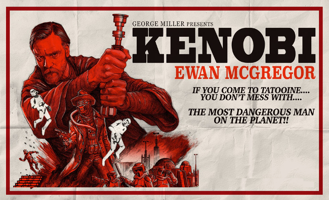 Ewan McGregor To Return As Both Actor And Director To Star Wars Universe