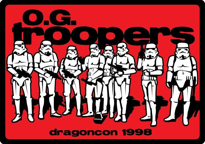 OG Troopers Patch