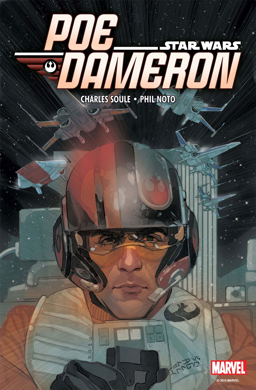 Poe Dameron Comic Book
