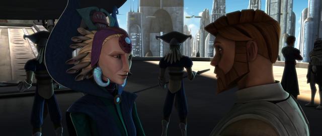 Satine Kryze Obi-Wan Kenobi