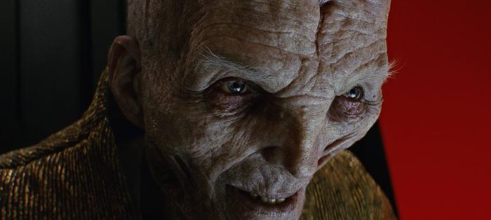 Snoke The Last Jedi