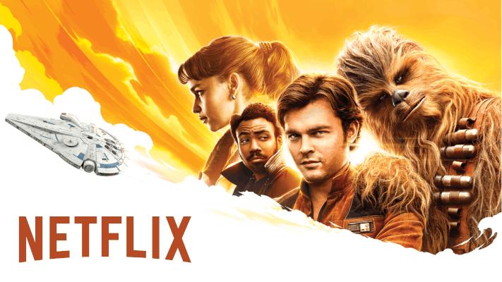 Han Solo - Netflix