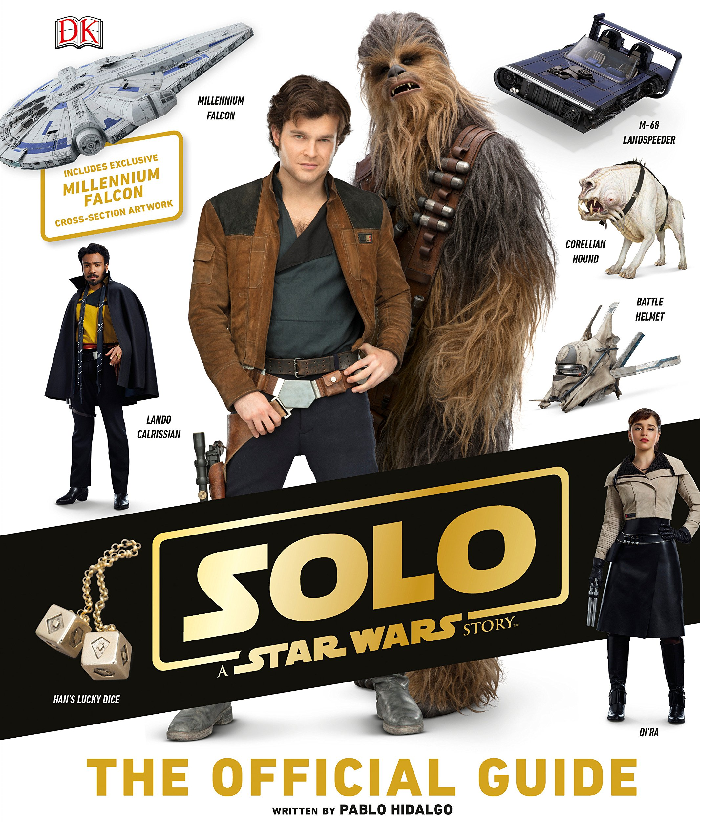 Solo Official Guide Cover