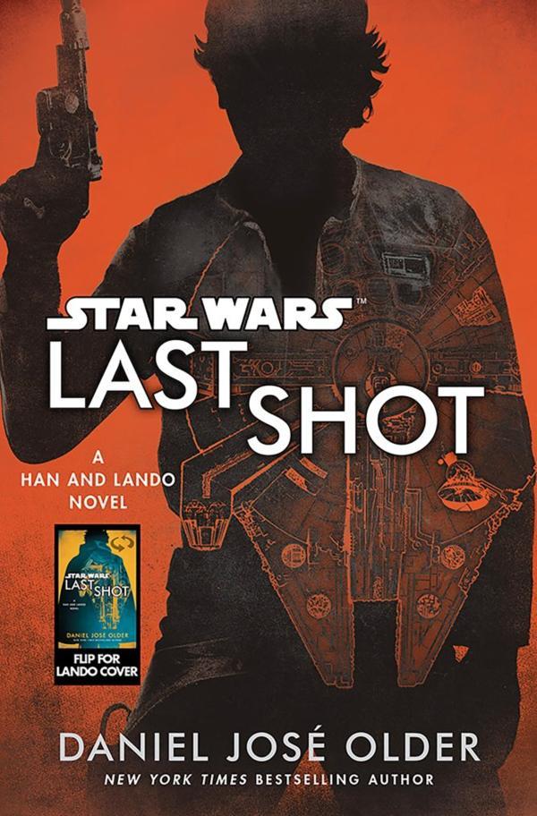 Last Shot, by Daniel José Older
