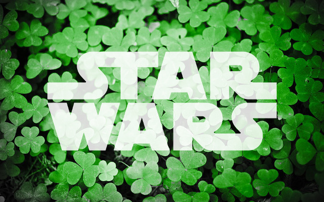 Star Wars St. Patricks Day