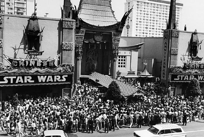 Star Wars Hollywood