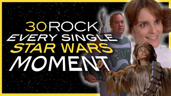 Star Wars On 30 Rock