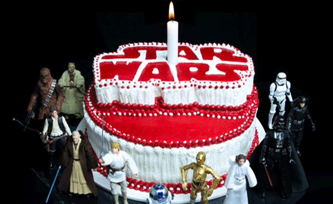 Star Wars Anniversary