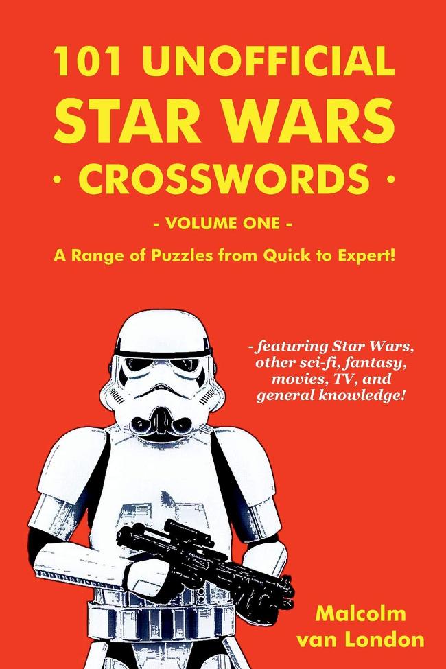 101 Unofficial Star Wars Crosswords