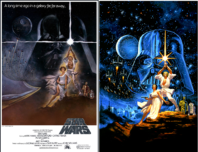 Star Wars Posters 1977