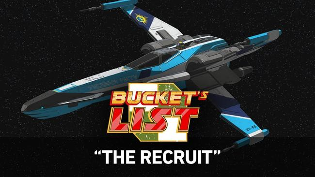 Bucket's List - Star Wars Resistance