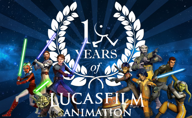 10 YEARS OF LFL ANIMATION